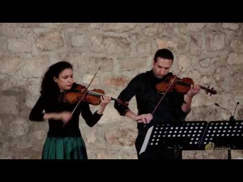 Operosa Montenegro Opera Festival 2016 - Classical moment at Forte Mare