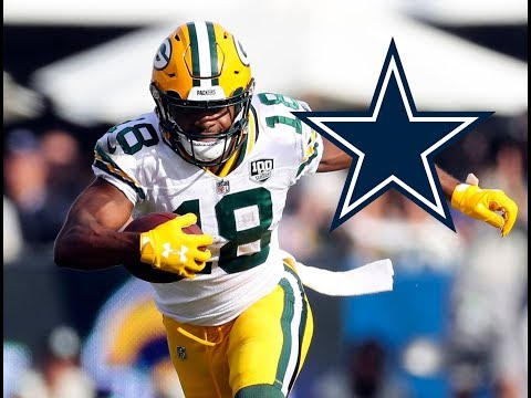 Randall Cobb Film Session || How He Makes The Dallas Cowboys Better