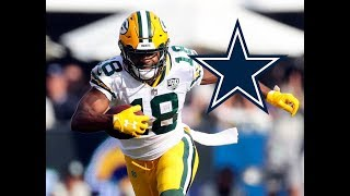 randall cobb what he brings to the offense dallas cowboys film session slot machine