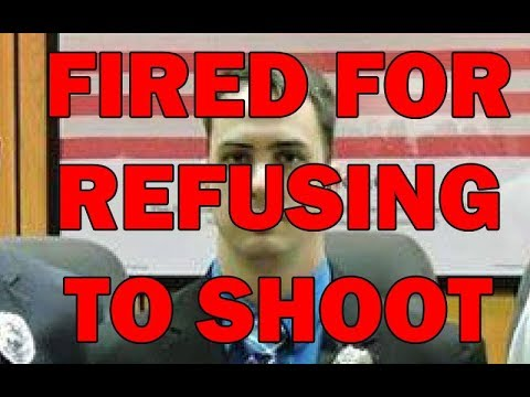 Fired For Refusing To Shoot, City Settles Lawsuit For $175,000 - LEO Round Table episode 484