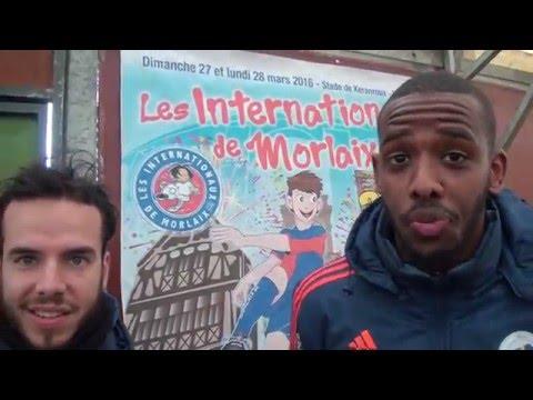 le club Suisse de l ETOILE de CAROUGE FC a MORLAIX
