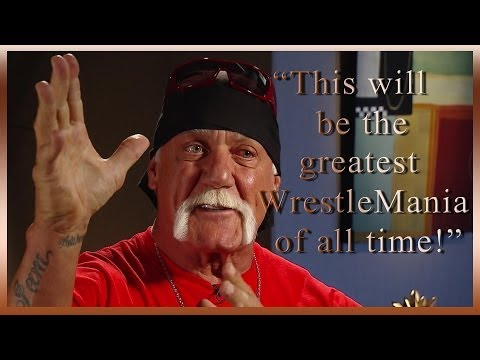 Hulk Hogan looks at the past, present and future of WWE in an exclusive interview with Michael Cole: