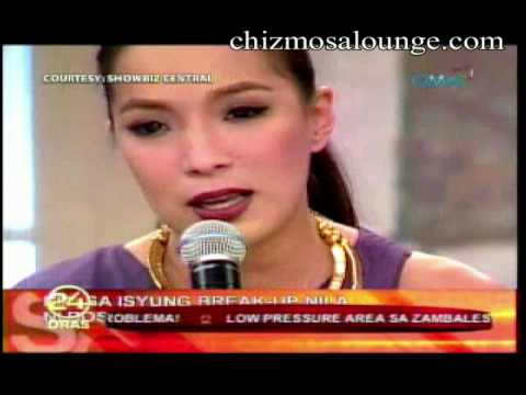 Pia Guanio and Bossing Vic Sotto break-up