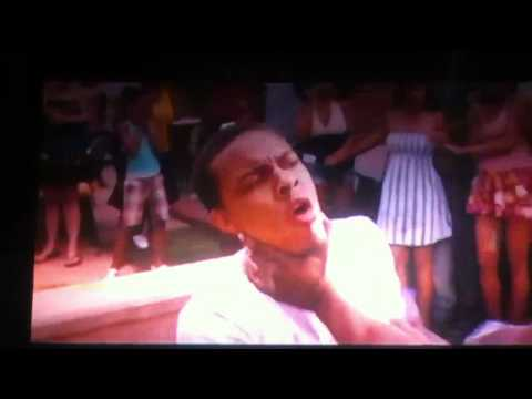 Bowwow Gets Beat Up (Lottery Ticket)