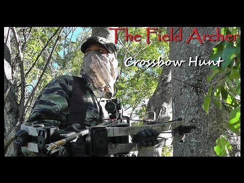 Crossbow Deer Hunting: Center Point Sniper 370 Hunt