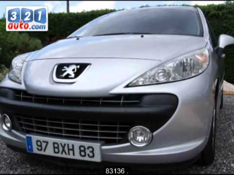occasion peugeot 207 youtube. Black Bedroom Furniture Sets. Home Design Ideas