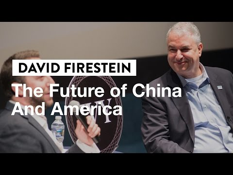The Future of China and America