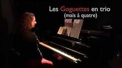 [live] Le moins pire d'entre nous - Les Goguettes en trio