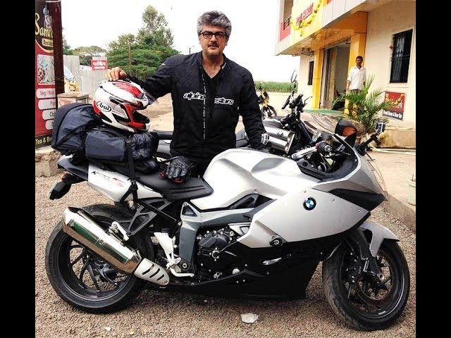 Thala ajith Bike ride at chennai city Travel Video