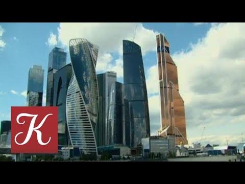Пешком... Москва москворецкая. Выпуск от 24.05.18