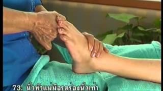 Тайский Массаж ног  ThaiProfiMassage часть 18