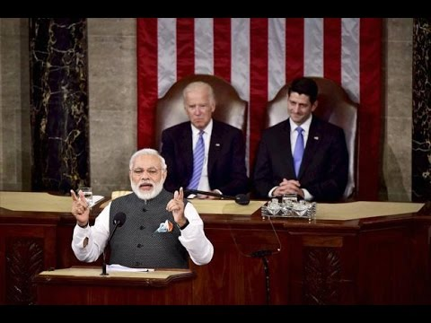 PM Narendra Modi's Full Speech in the US Congress