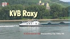 Koppelverband ROXY I  06004257 und ROXY II mit Daten | Belgisch koppelverband opvarend op de Rijn