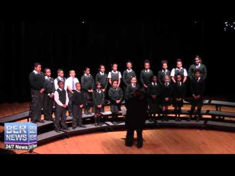 Heron Bay Primary At Choir Competition, February 13 2016