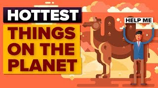 hottest recorded temperatures on earth things places