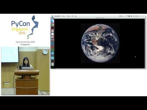Creating map visualizations with open data and Folium - PyConSG 2016