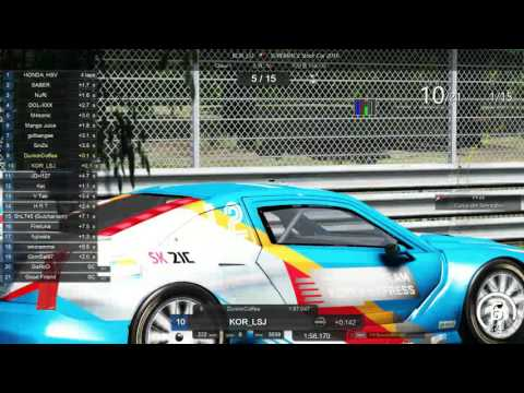 2016 CJ Korea Express Superrace Virtual Championship S3 R02 Monza GP