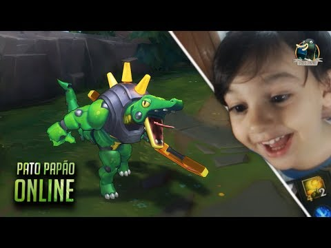 ANTONIO E O RENEKTON BRINQUEDO - PPO | League of Legends