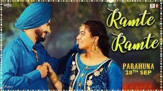 Ramte Ramte - Karamjit Anmol   Mr. Wow   Kulwinder Billa   Wamiqa Gabbi   Punjabi Love Songs 2018