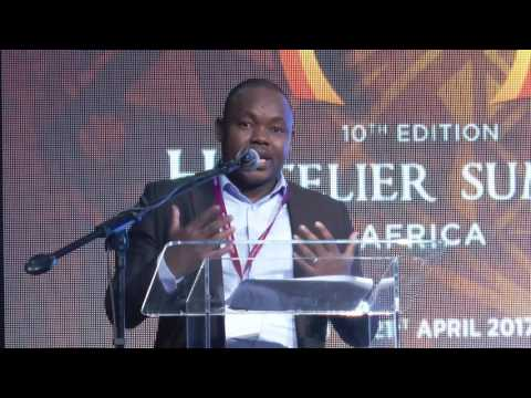 Trade & investment in Botswana | Moshie Ratsebe, BITC | 10th Edition Hotelier Summit Africa | 2017