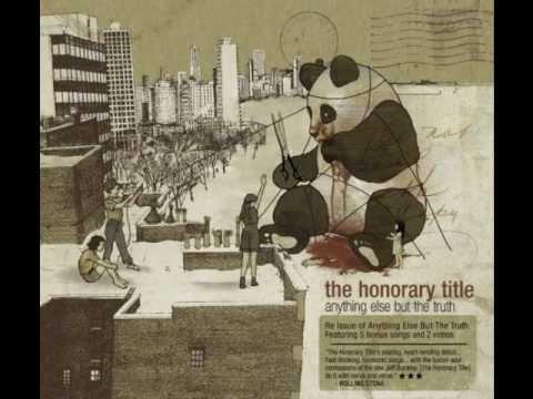 The Honorary Title - Bridge and Tunnel (lyrics)