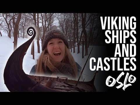 REAL VIKING SHIPS AND CASTLES  // Oslo, Norway