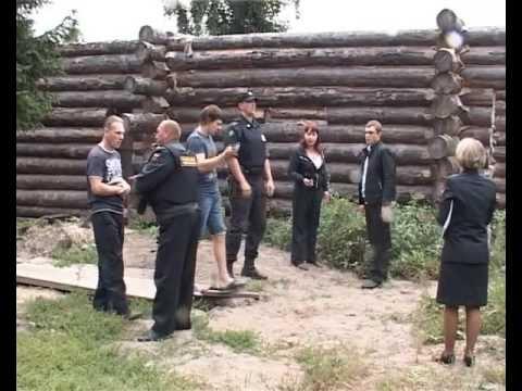 В Ярославле приставы снесли незаконный жилой дом