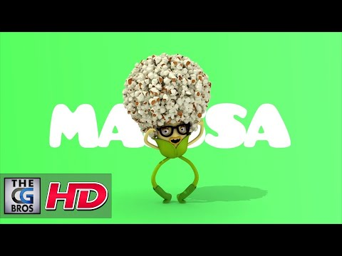 """CGi 3D Animated Branding Piece: """"Boing Loops"""" - by Lumbre"""
