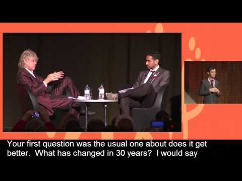 A Conversation with Sir Bob Geldof: HIV and Poverty - the Challenges Ahead