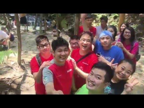 【郊游聚乐部】Wawasan Puchong Hill Hiking(Ayer Hitam Forest Reserve) 蒲种哇哇山阿依淡保护森林三级瀑布