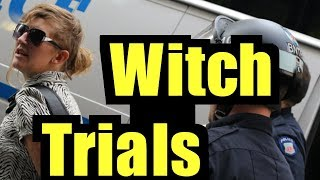 Witch Trials Chelmsford witches, Agnes Waterhouse mother & Elizabeth Francis sister, Witch Assiz