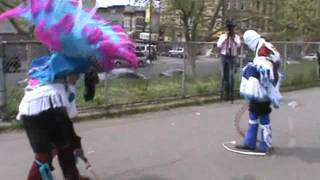 La Culebra Carnaval Tlaxcala en Brooklyn New York 05-07-11 #5