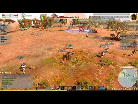 civilization online 2nd cbt Aztec vs Egypt