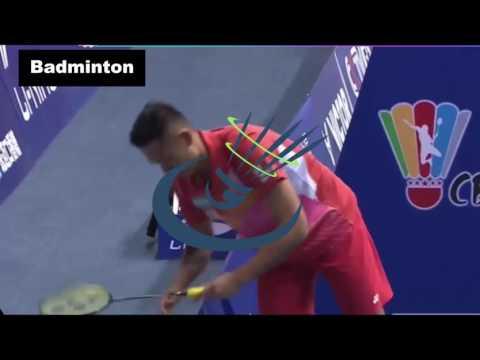 LIN DAN vs Tian HOUWEI , China Badminton Super League