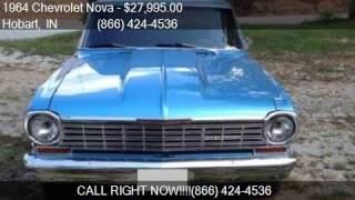 1964 Chevrolet Nova  for sale in Hobart, IN 46342 at Haggle