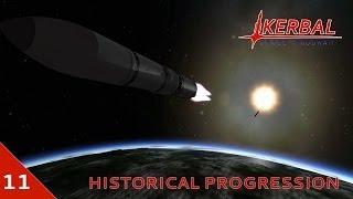 11: KSP Historical Progression - VENERA 3 + LUNA 9 / KENERA 1 + MUNA 3