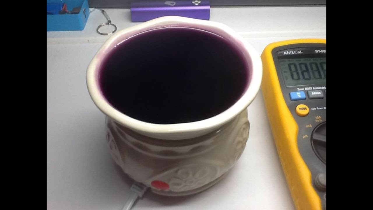 how to make a wax warmer
