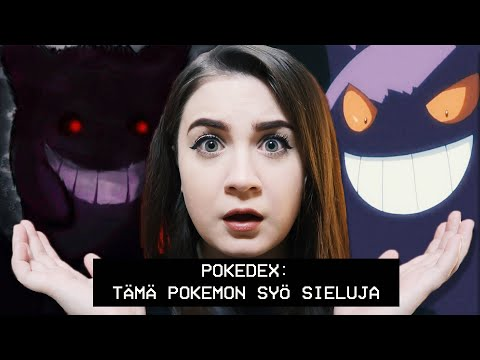 Synkät Pokemon faktat | POKEDEX INFO