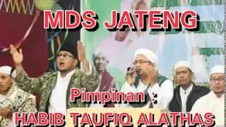 TERBARU!!! Habib Taufiq Alathas,MDS Jateng di Ponpes Sultan Fatah Semarang