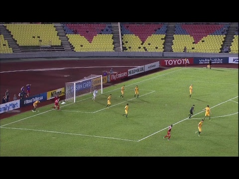 Syria vs Australia (2018 FIFA World Cup Qualifiers)