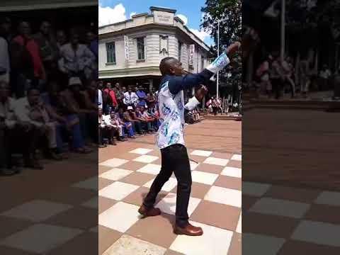 Evangelist Trymore Muparinga Hondo Dzenyika latest video