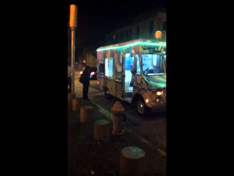Philly hip hop ice cream truck