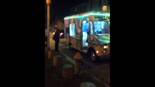 Philly hip hop ice cream truck