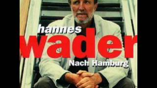 Hannes Wader - Capuccino I