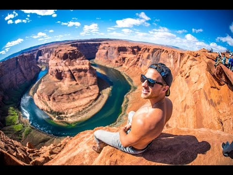 Horseshoe Bend and Antelope Canyon - Great American Road Trip (Day 26)