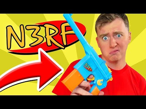 7 Worst Knockoff NERF Guns Ever...