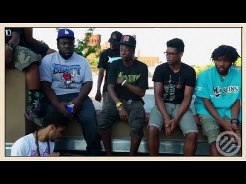 Capital STEEZ and Pro Era Cypher 8/28/12