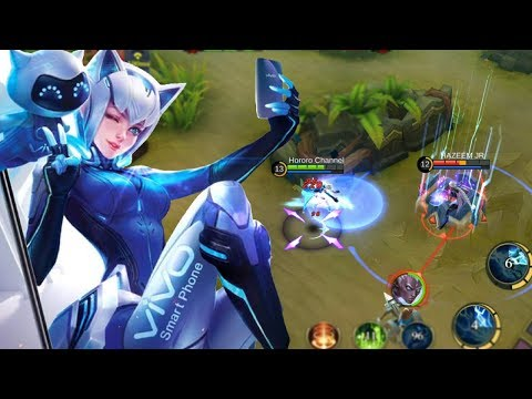 NEW EUDORA SKIN NEW SKILLS EFFECTS AND ANIMATION ENTRY PLUS GAMEPLAY LOOK
