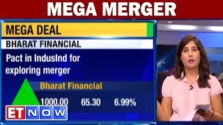 Bharat Fin & IndusInd Bank's Mega Merger