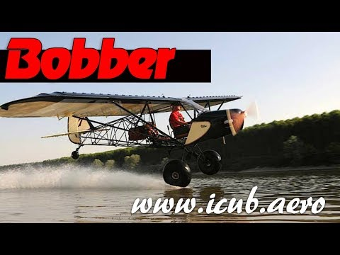 Aero, Aero Expo, Aero Friedrichshafen 2018 - ZLIN Bobber LSA